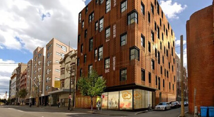 8 STOREY BUILDING IN SYDNEY CBD