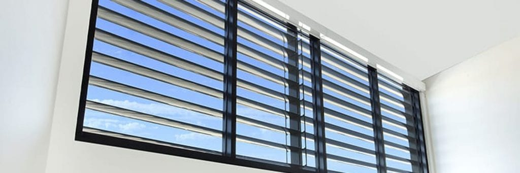 Aluminum 50mm Venetians – Black