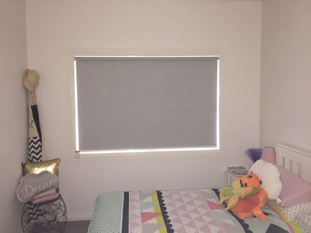 No Bull Vibe Blockout Alloy Roller Blind